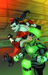 Green Lantern #39 (Harley Quinn Cover)