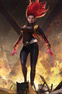 Phoenix Resurrection: The Return of Jean Grey #5 (Lee Cover)