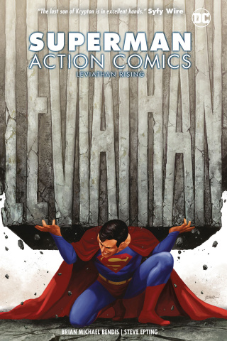 Action Comics Vol. 2: Leviathan Rising