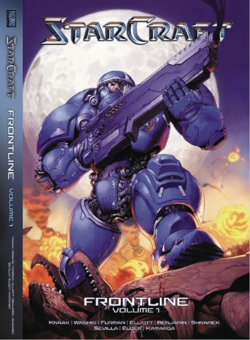 Starcraft: Frontline Vol. 1