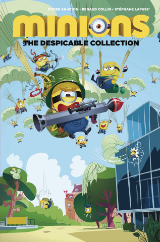 Minions: The Despicable Collection