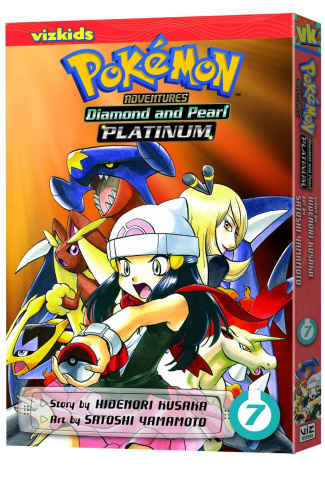 Pokémon Adventures: Platinum Vol. 7