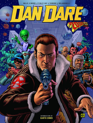 Dan Dare: The 2000 AD Years Vol. 1