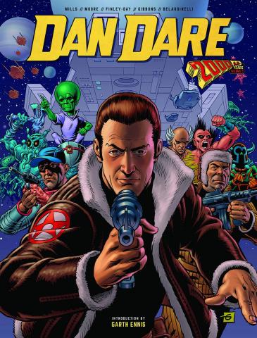 Dan Dare: The 2000 AD Years Vol. 1