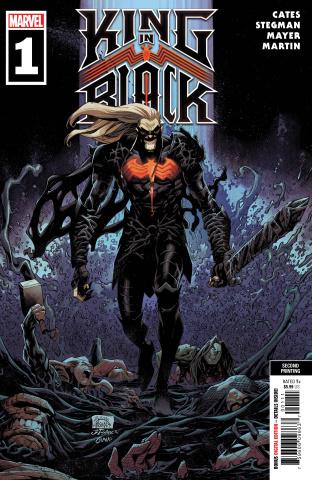 King in Black #1 (Stegman 2nd Printing)