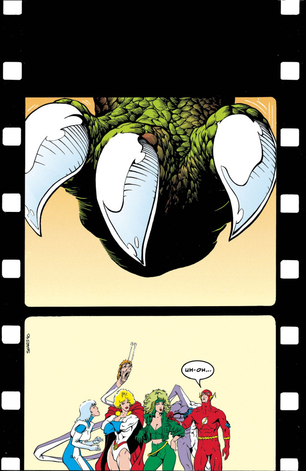Justice League International Book 2 (Omnibus)