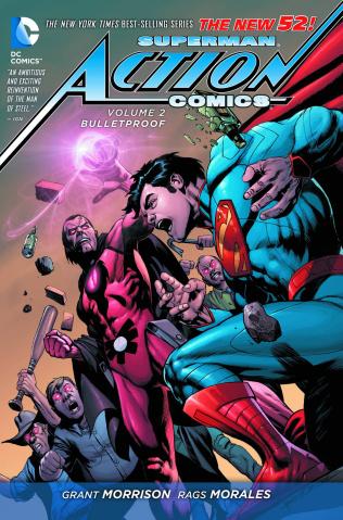 Action Comics Vol. 2: Bulletproof
