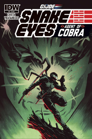 G.I. Joe: Snake Eyes - Agent of Cobra #2