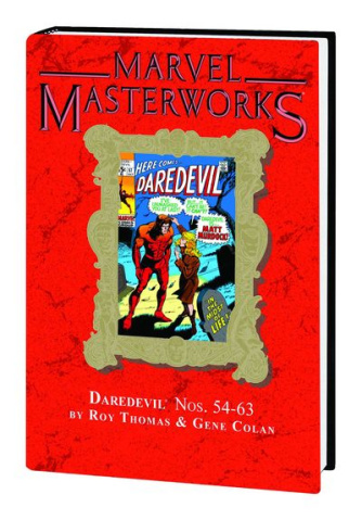 Daredevil Vol. 6 (Marvel Masterworks)