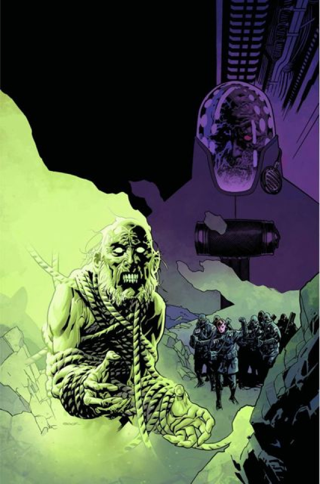B.P.R.D.: Hell On Earth - Return of the Master #2