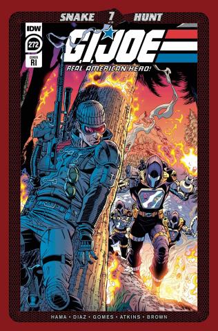 G.I. Joe: A Real American Hero #272 (10 Copy Royle Cover)