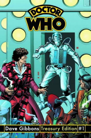 Doctor Who: Dave Gibbons Treasury Edition #1