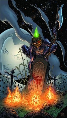 Jack the Lantern #0 (10th Anniversary Special)