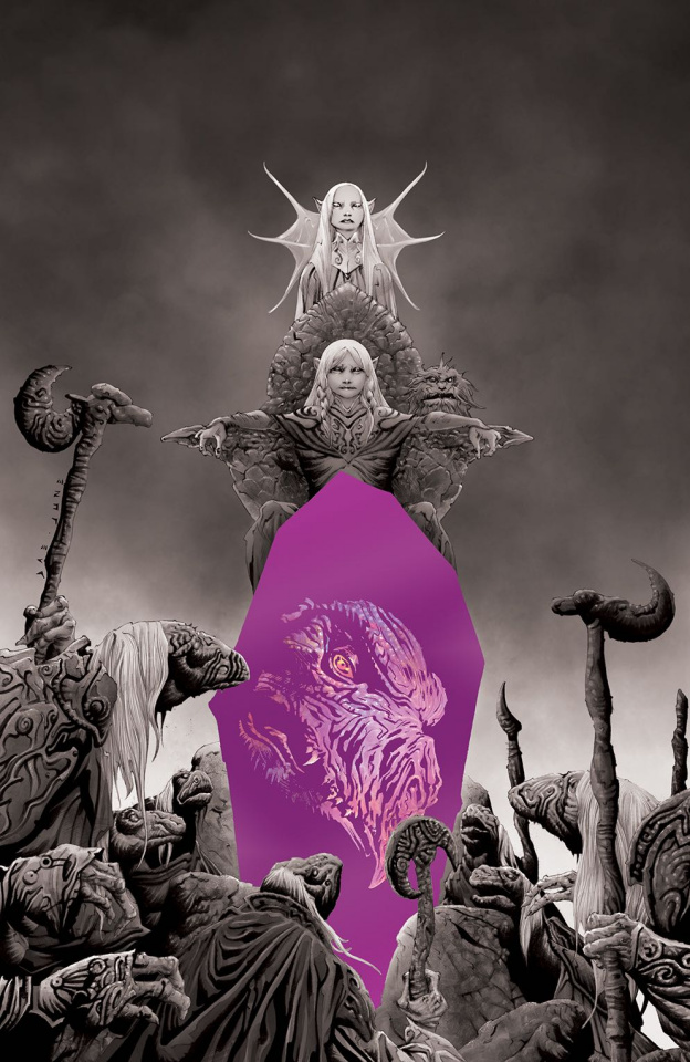 The Power of the Dark Crystal #1 (50 Copy FOI Cover)
