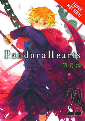 Pandora Hearts Vol. 22