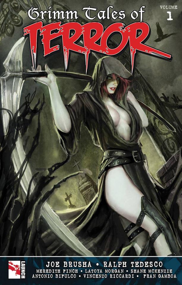 Grimm Fairy Tales: Grimm Tales of Terror Vol. 1