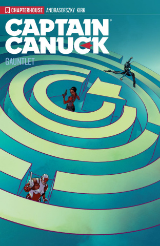 Captain Canuck Vol. 2: The Gauntlet