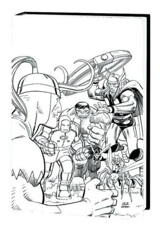 Avengers Vol. 1 (Romita Cover)