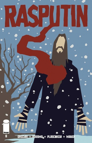 Rasputin #6 (Haun Cover)