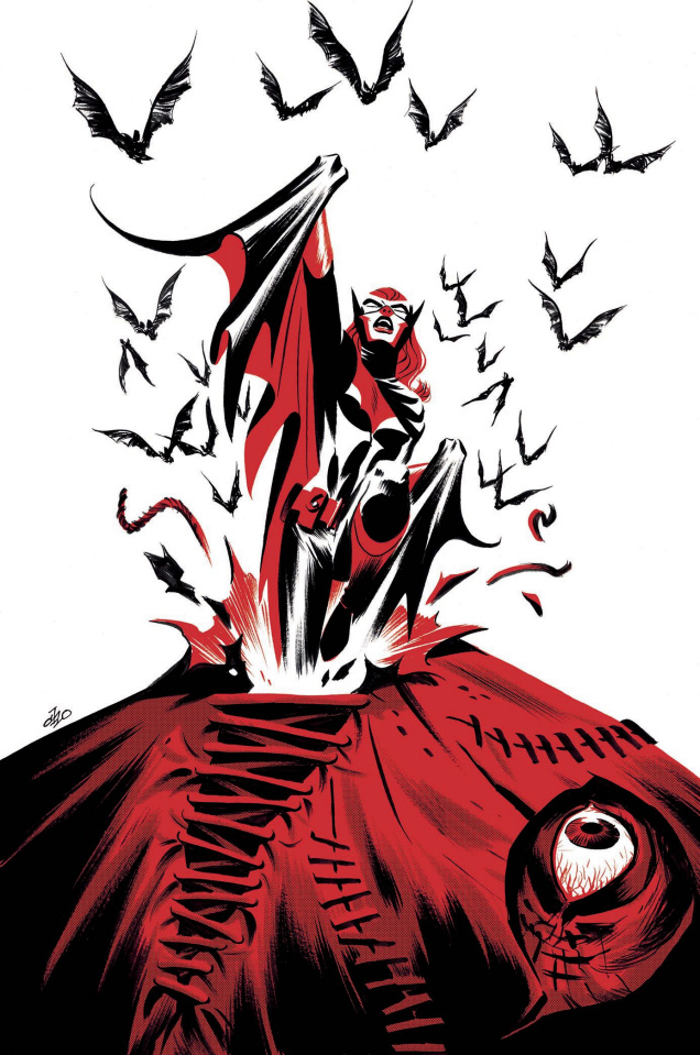 Batwoman #9 (Variant Cover)