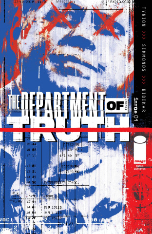 The Department of Truth #1 (3rd Printing)