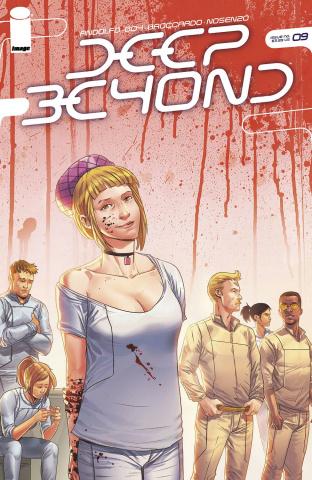 Deep Beyond #9 (Broccardo Cover)