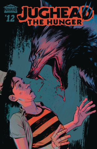 Jughead: The Hunger #12 (Gorham Cover)