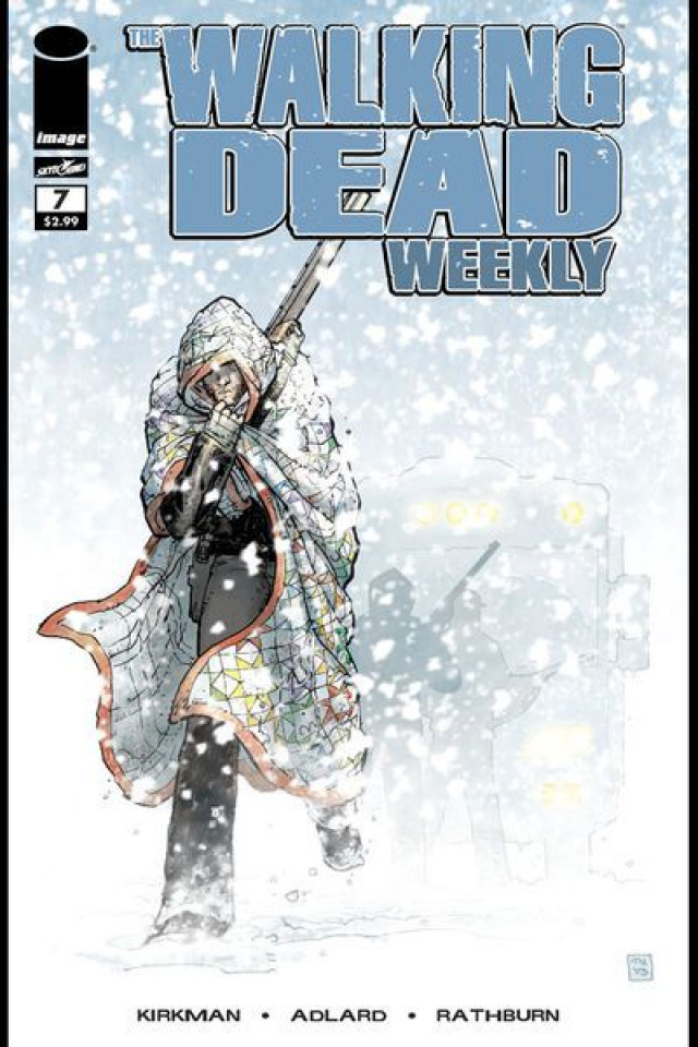 The Walking Dead Weekly #7