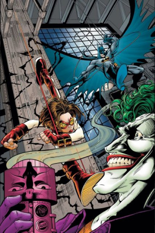 DC Comics Presents: Impulse #1