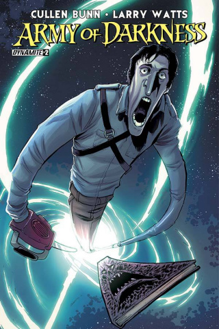 Army of Darkness #2 (Seeley Cover)