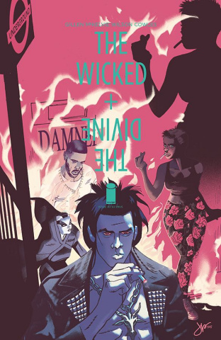 The Wicked + The Divine #43 (Latour Cover)