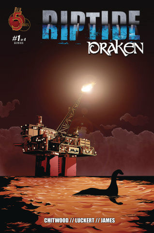 Riptide: Draken #1