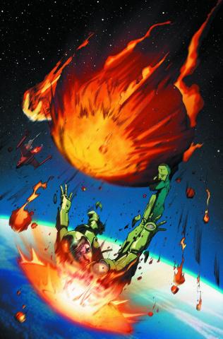 Green Team: Teen Trillionaires #6