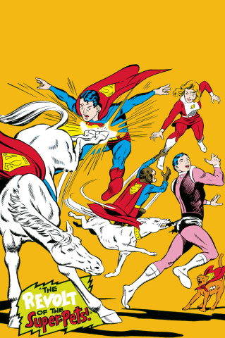 Legion of Super Heroes: The Silver Age Vol. 3 (Omnibus)