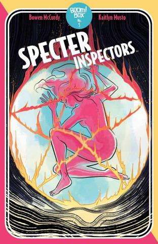 Specter Inspectors #5 (Henderson Cover)