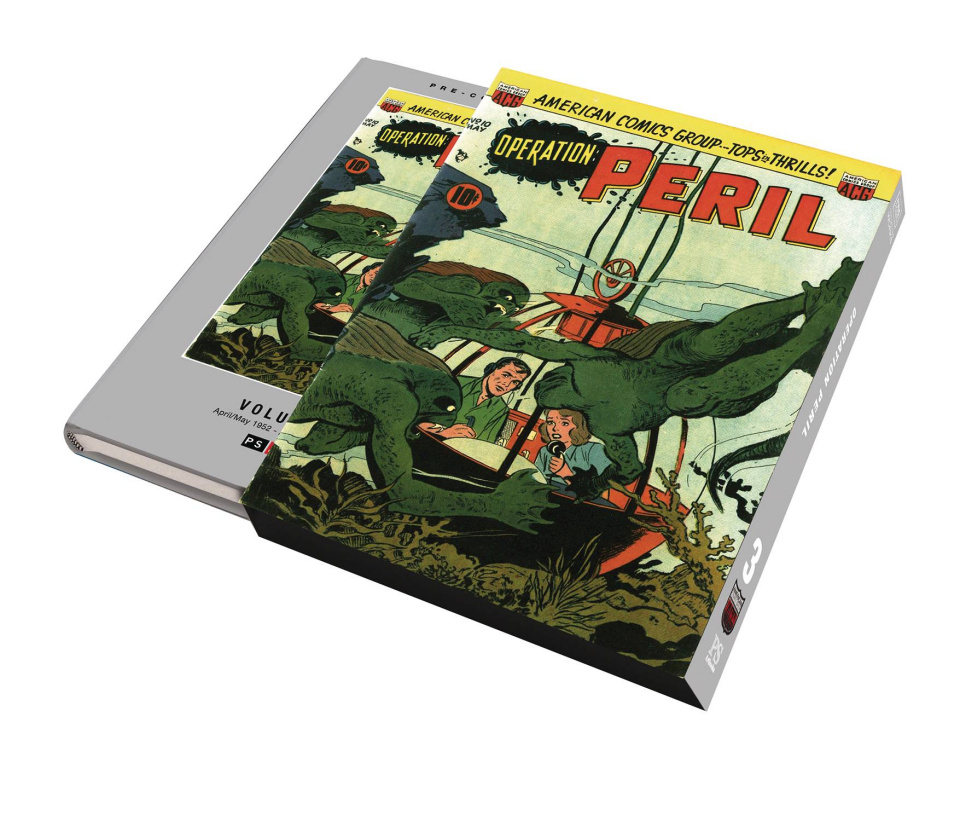 Operation: Peril Vol. 3 (Slipcase Edition)