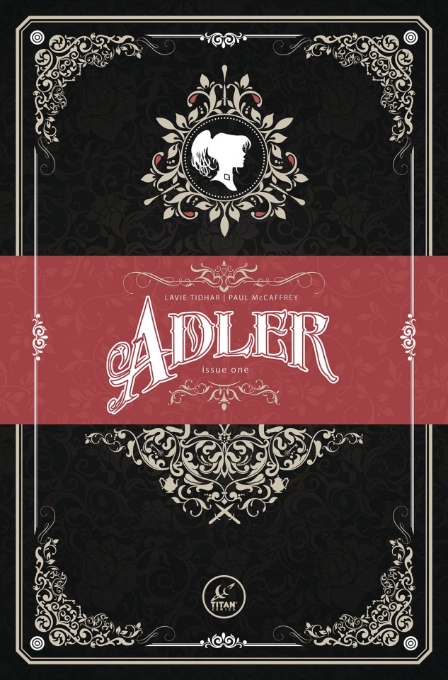 Adler #1 (Victorian Homage Cover)