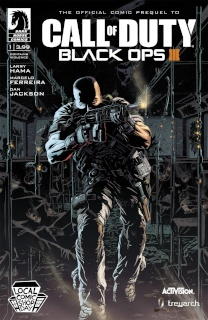 Call of Duty: Black Ops III #1 (Local Comic Shop Day)
