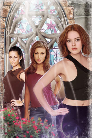 Charmed #5 (20 Copy Corroney Virgin Cover)