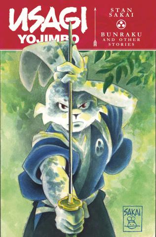Usagi Yojimbo Vol. 1: Bunraku and Other Stories