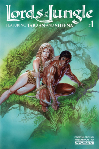 Lords of the Jungle #1 (Ross Cover)