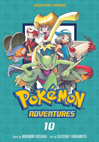 Pokémon Adventures Vol. 10 (Collector's Edition)