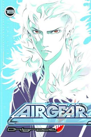 Air Gear Vol. 6 (Omnibus)