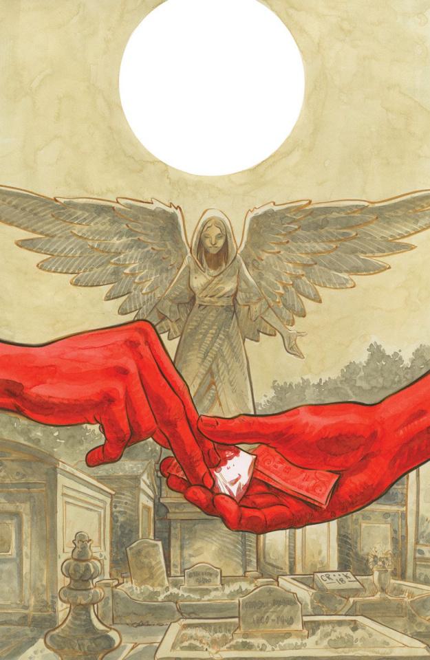 Bone Parish #1 (Crook Cover)