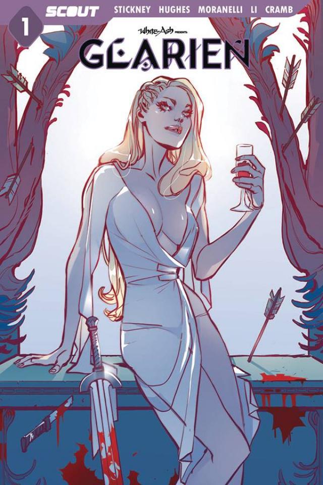 White Ash Presents Glarien (Moranelli Cover)