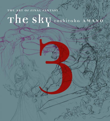 The Sky: The Art of Final Fantasy Vol. 3