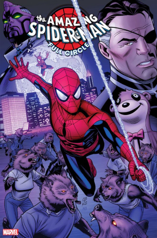 The Amazing Spider-Man: Full Circle #1 (Sprouse Cover)