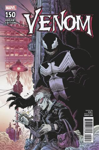 Venom #150 (Stokoe Cover)