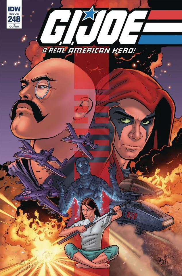 G.I. Joe: A Real American Hero #248 (10 Copy Cover)