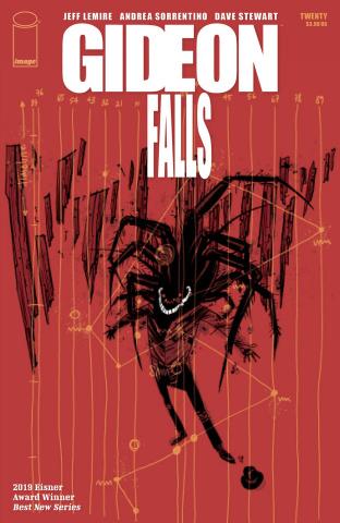 Gideon Falls #20 (Ba Cover)